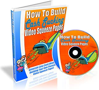 A Video Squeeze Page Photoshop Tutorial - How To Build Cash Sucking Video Squeeze Pages Interactive