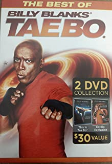 The Best of Billy Blanks Taebo: Cardio Explosion This is Tae Bo