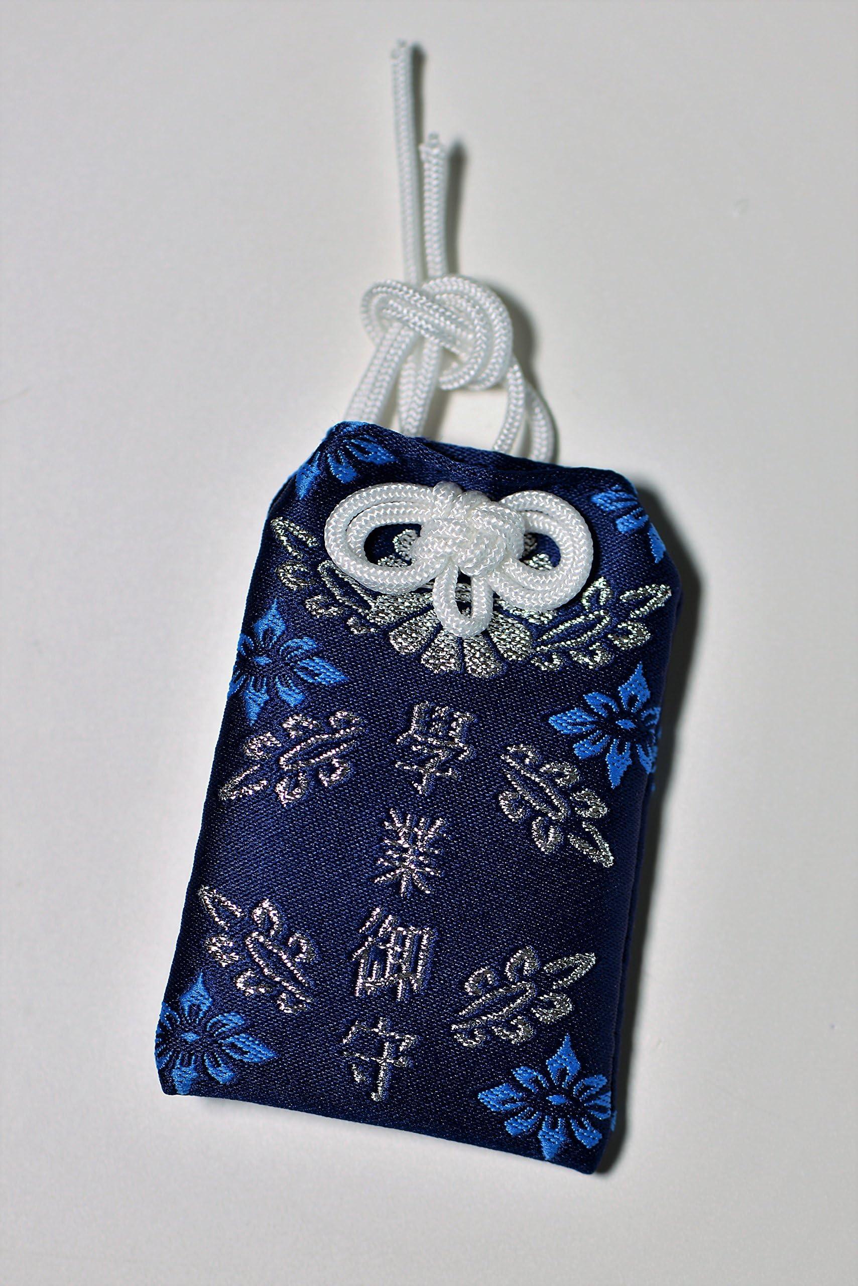 vinyl sticker Sakura omamori kawaii sticker omamori charm good luck charm Lucky Charm Sticker Japanese amulet