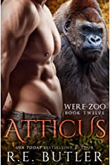 Atticus (Were Zoo Book 12) Kindle Edition