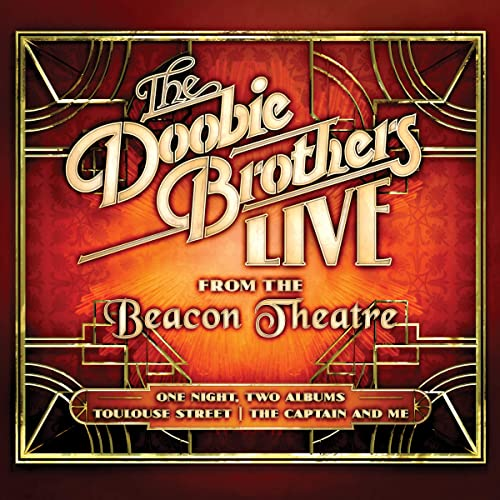 Live From The Beacon Theatre by The Doobie Brothers on