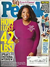 People Magazine January 23 2017 (Oprah on the cover)