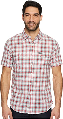Classic Fit Short Sleeve Sport Shirt