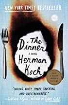 Cover image of The Dinner by Herman Koch