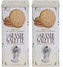 La Grande Galette French Butter Cookies - PACK OF 2