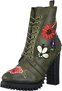 Women's Frank Combat Boot