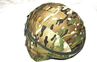 Genuine Usgi Ach Mich Msa Sds Helmet With Multicam Cover - Medium