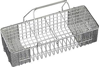 MT 18-8箸消毒篭(大)テーパー無・パンチング板張