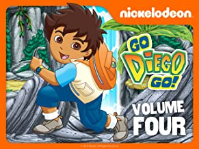 Go, Diego, Go! Volume 4