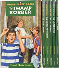Sugar Creek Gang Books 1-6 Set (The Swamp Robber/The Killer Bear/The Winter Rescue/The Lost Campers/The Chicago Adventure/...