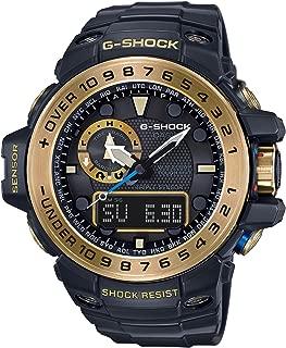 [カシオ] 腕時計 ジーショック ガルフマスター 世界6局対応電波ソーラー GWN-1000GB-1AJF ブラック