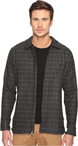 Hunter - Plaid Shirt Jacket