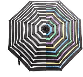 ERTHA – Magisty-L Paraguas Mágico Cambia de Color con la Lluvia, Paraguas Original, Paraguas Que Cambia de Color con Mango...