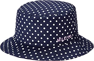 [ミルクフェド] DOTTED BUCKET HAT 03191034
