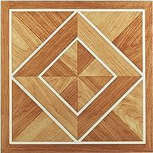 Achim Home Furnishings FTVWD20520 Nexus 12-Inch Vinyl Tile, Wood White Border Classic Inlaid Parquet, 20-Pack