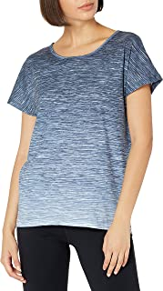 Ideology Womens Space Dye Ombre T-Shirt