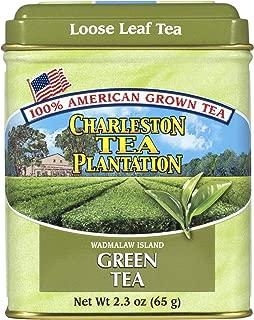American Classic Loose Tea, Island Green Tin, 2.3 Ounce