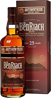 Benriach Authenticus 25 Years Whisky 1 x 0.7 l