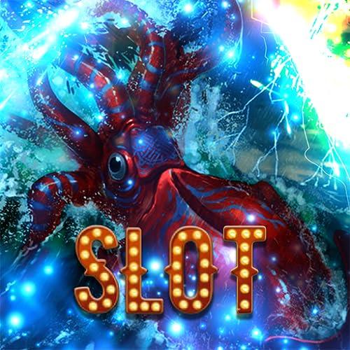 Power Kraken Party Slot : Game Slot Machines Las Vegas