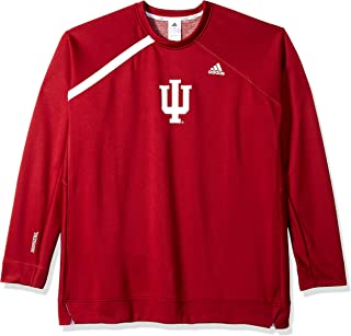 adidas Indiana Hoosiers NCAA Men's Red Authentic On-Court Shooter Shooting Shirt