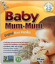 gluten free baby rusks