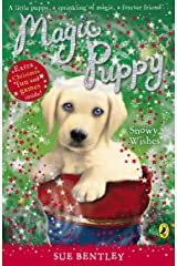 Magic Puppy: Snowy Wishes Kindle Edition