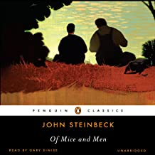 john steinbeck of mice and men audiobook