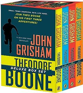 Theodore Boone Box Set