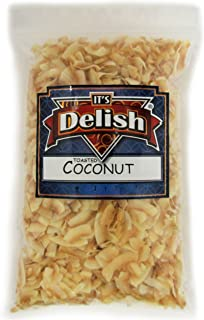 Toasted Sweetened Coconut Chips by Its Delish, 10 lbs