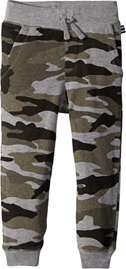 Camo Joggers (Toddler/Little Kids)