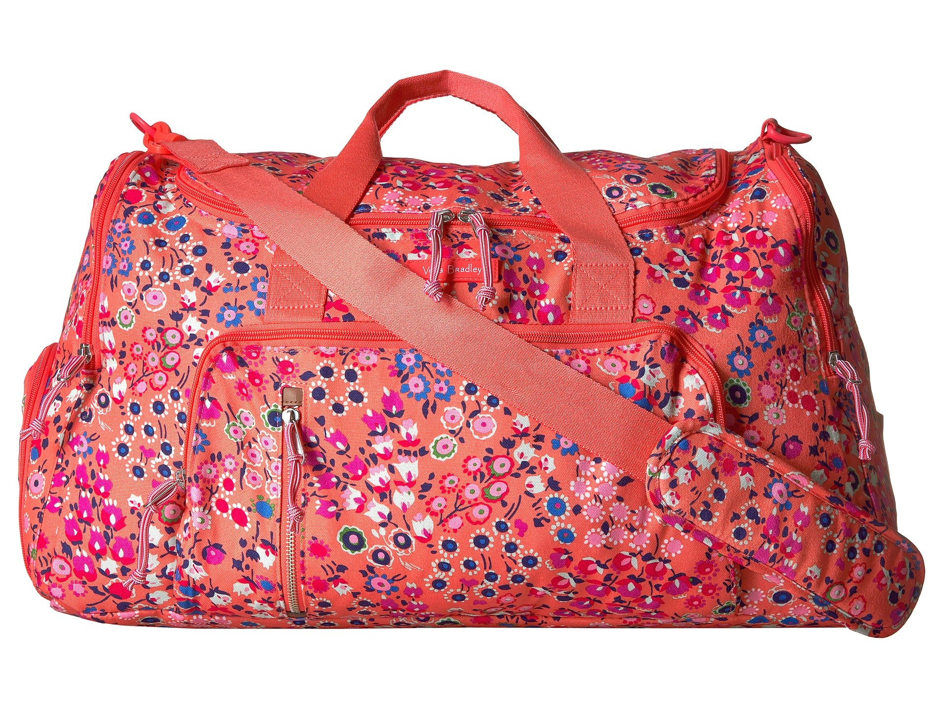 Bolso de Lona para Mujer Vera Bradley Lighten Up Ultimate Gym Bag  + Vera Bradley en VeoyCompro.net