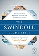 swindoll study bible leather