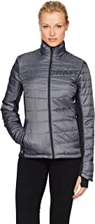 Craft Womens Protect Nordic Cross Country Skiing Outdoor Winter Active Reflective and Water Repellant Jacket