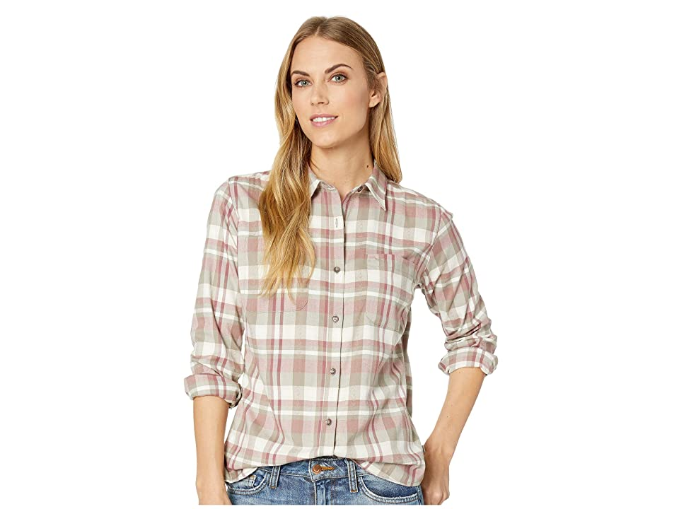 Royal Robbins Thermotech Flannel (Light Taupe) Women