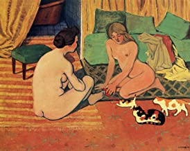Felix Vallotton Femmes nues aux Chats Musee cantonal des Beaux-Arts de Lausanne 30