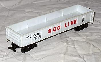 Bachmann SOO LINE Hong Kong Hopper Train #63290 HO Scale