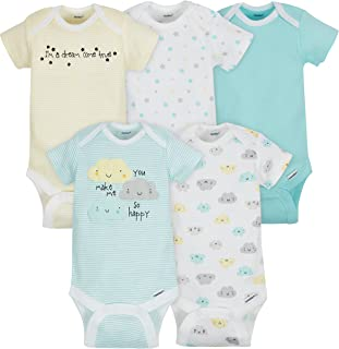 GERBER Baby 5 Pack Onesies