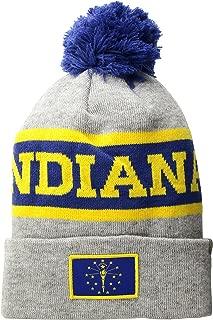 Indiana Flag Beanie