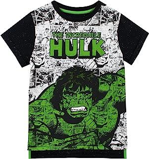 Marvel - Camiseta para niño - El Increible Hulk