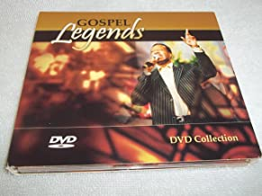 Gospel Legends 3-DVD Boxed Set!