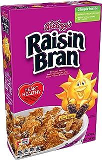 レーズンふすまケロッグ穀物、13.7 oz Raisin Bran Kellogg's Cereal, 13.7 oz