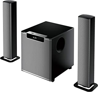 Philips MMS2220B 2.1 Speaker (5.1 Channel) 120W Bluetooth Convertible Multimedia Soundbar/Speaker