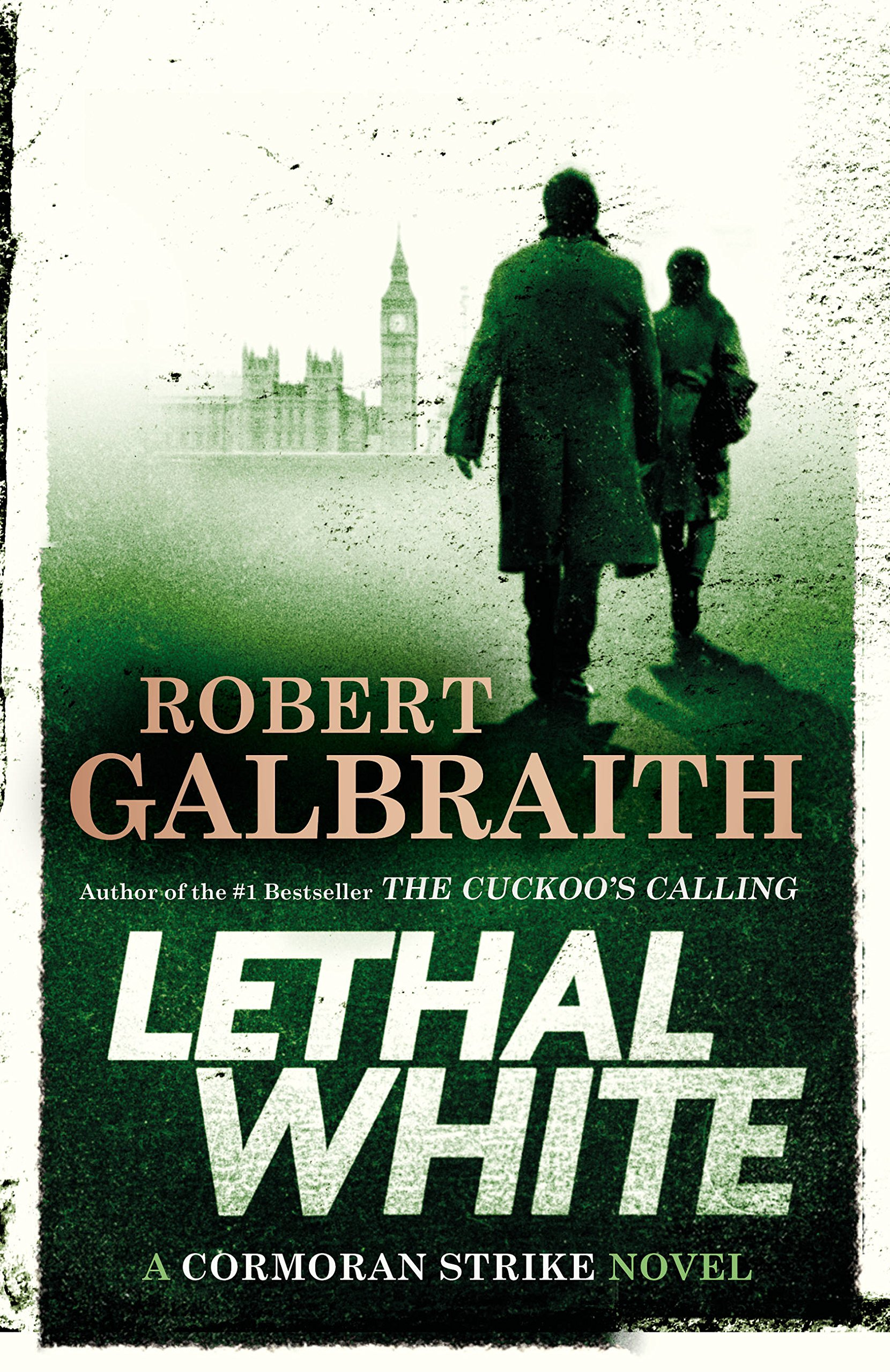 Lethal White (A Cormoran Strike Novel Book 4) - Kindle edition by Robert  Galbraith. Mystery, Thriller & Suspense Kindle eBooks @ Amazon.com.