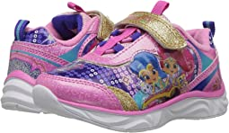 Shimmer & Shine Lighted Sneaker (Toddler/Little Kid)