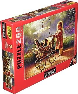 Anatolian 500 Piece Puzzle -  I Love New Yorkies Puzzle