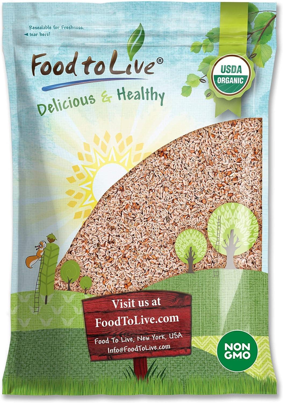 Organic Whole Psyllium Seeds 9 Discount is also underway Non-GMO Vegan Kosher Pounds - Ranking TOP20