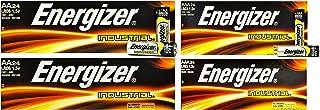 NEW 48x AA + 48x AAA Energizer Industrial EN91 & EN92 Alkaline Batteries
