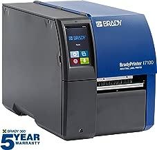 Brady i7100 300dpi Industrial Label Printer - Heavy-Duty Sign and Label Maker - 149050
