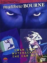 Ballet - Matthew Bourne: Swan Lake, Nutcracker, The Car Man (3DVDS) [Japan DVD] WPBS-91006