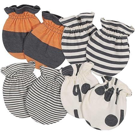ATATMOUNT 3 Pair//set Baby Cotton Mitten Newborn Anti-eat Hand Anti-Grab Face Protect Glove Baby Mitten